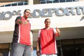 Roberto Morentin y Óscar González ven un grupo ganador preparado para ascender