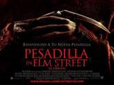 El domingo y el lunes se proyectará la película 'Pesadilla en Elm Street' (El origen)