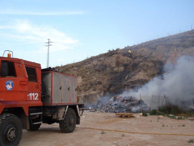 Protección Civil de Totana alerta del alto riesgo de incendio forestal este fin de semana - 1, Foto 1
