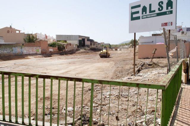 Sin rastro de la antigua vía férrea del barrio de Peral - 1, Foto 1