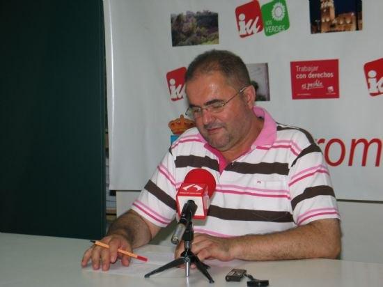 IU rechaza la manipulación política de Juan Carrión, anunciando misas y liturgias - 1, Foto 1