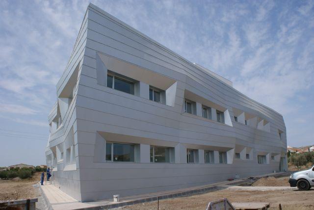 Recta final para las obras del nuevo Centro de Estancias Diurnas para personas discapacitadas de Puerto Lumbreras - 2, Foto 2