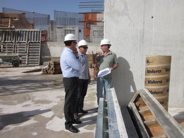 Guadalupe disfrutará de su nuevo centro cultural a comienzos de 2011 - 1, Foto 1