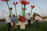 La Comunidad finaliza la glorieta de Los Claveles, que elimina un punto negro en Puerto Lumbreras