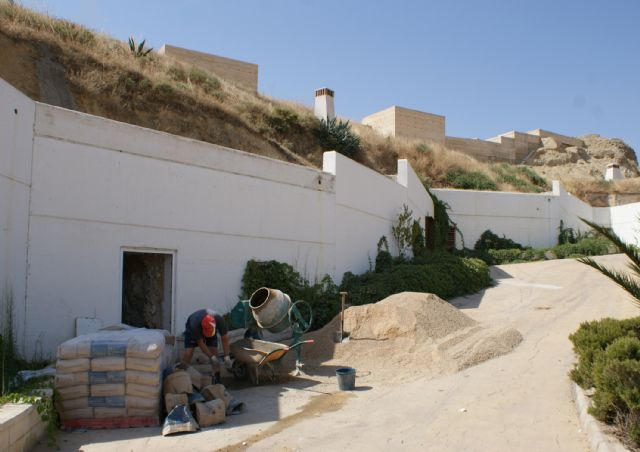 Comienzan las obras de tematización de Las Casas Cueva con las que se configurará una ruta turística y cultural - 1, Foto 1