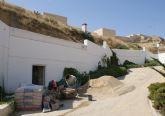 Comienzan las obras de tematización de Las Casas Cueva con las que se configurará una ruta turística y cultural