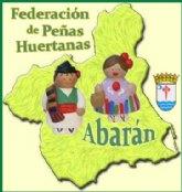 La Federación de Peñas Huertanas de Abarán saca a concurso el diseño de su logotipo