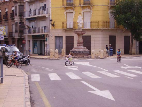 Totana se suma a la iniciativa europea La ciudad sin mi coche - 1, Foto 1