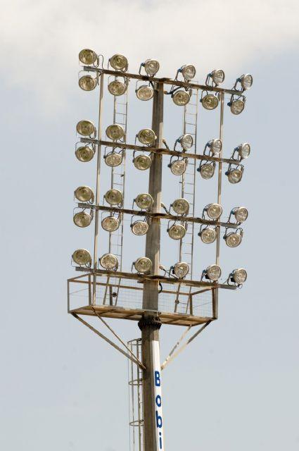 Más luz con menos consumo y contaminación en el Estadio Cartagonova - 2, Foto 2