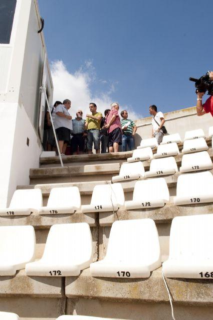 Más luz con menos consumo y contaminación en el Estadio Cartagonova - 3, Foto 3