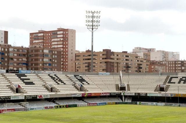 Más luz con menos consumo y contaminación en el Estadio Cartagonova - 4, Foto 4