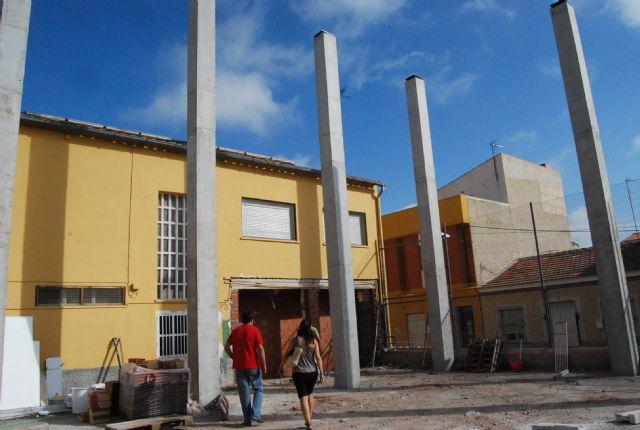 El ayuntamiento ultima las actuaciones llevadas a cabo en los colegios para el incio del curso - 3, Foto 3