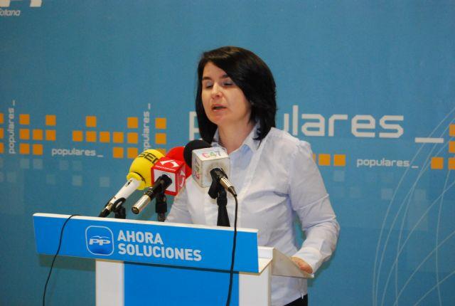 El PP critica la falta de responsabilidad del PSOE y compromiso con el pueblo de Totana - 1, Foto 1