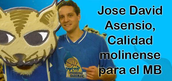Todo un campeón de la liga inglesa para el Molina Basket: J.David Asensio - 1, Foto 1