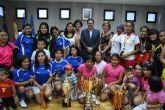 Clausura I Encuentro Fútbol 7 Femenino por la Igualdad y la Participación Social Activa