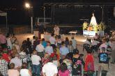 Los vecinos de la pedanía ilorcitana de Los Palacios despiden sus Fiestas