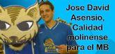 Todo un campeón de la liga inglesa para el Molina Basket: J.David Asensio