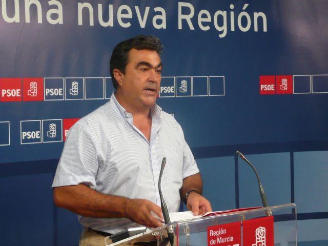 Primarias PSRM-PSOE 2010. Intervención de Jesús Navarro - 1, Foto 1