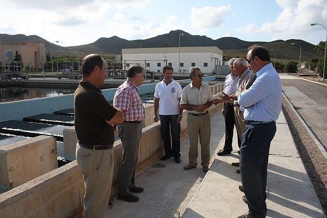 Cerdá califica la Comunidad de Regantes ´Arco Sur Mar Menor´ como un ejemplo de eficacia en la gestión del agua - 1, Foto 1