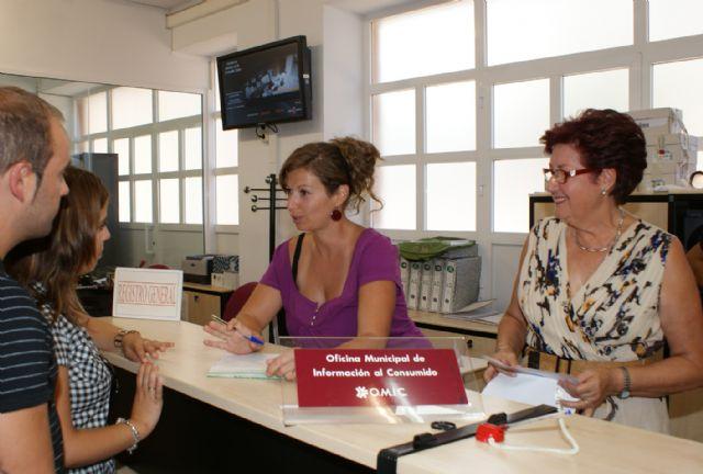 El Ayuntamiento de Puerto Lumbreras y UCE Murcia se unen para desarrollar nuevas políticas de protección al consumidor en la localidad - 1, Foto 1