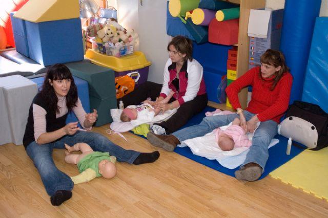 Este miércoles, 1 de septiembre, el centro de desarrollo infantil y atención temprana reanuda su actividad, Foto 1