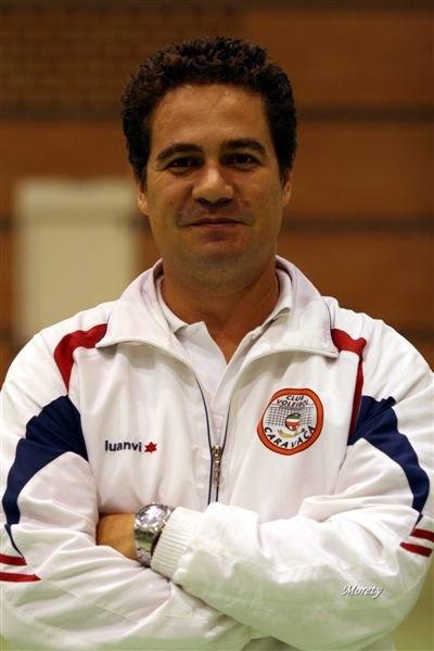 Chema Nicolás continúa como entrenador del Club Voleibol Caravaca - 1, Foto 1