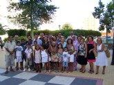 Despedida a los niños saharauis del programa ´Vacaciones en Paz´
