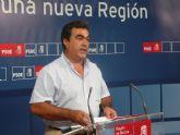 Primarias PSRM-PSOE 2010. Intervención de Jesús Navarro