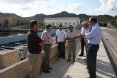 Cerdá califica la Comunidad de Regantes ´Arco Sur Mar Menor´ como un 'ejemplo de eficacia en la gestión del agua'