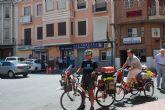 Abarán, en la ruta de dos peregrinos del Camino de Santiago