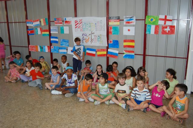 Concluye la Escuela de Vacaciones de Verano de Las Torres de Cotillas - 1, Foto 1
