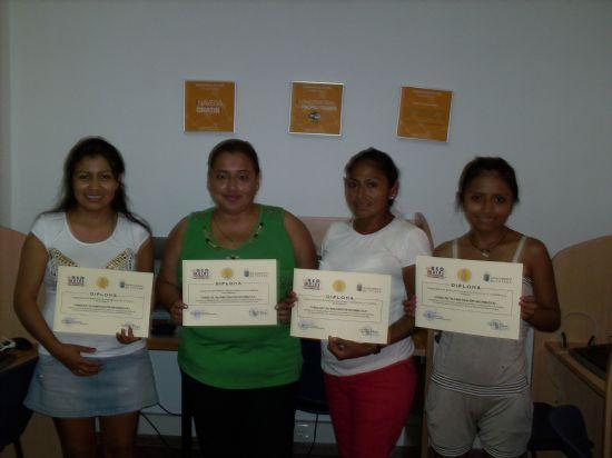 Organizan un curso gratuito dirigido a mujeres inmigrantes, con el fin de difundir valores de tolerancia e igualdad, Foto 1