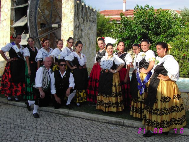 La Peña el Caldero viajó a Portugal - 1, Foto 1
