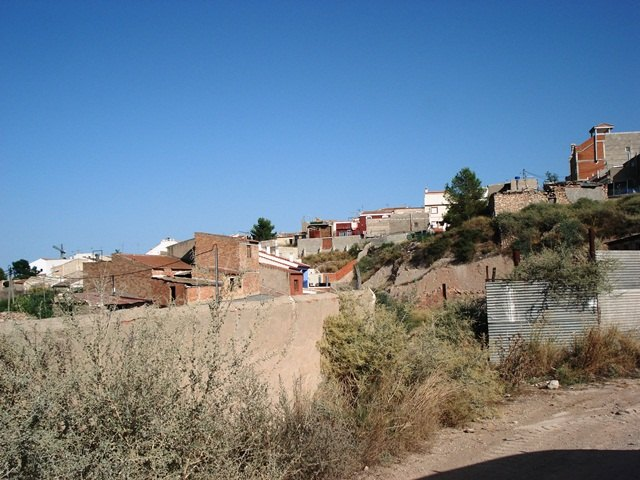 IU denuncia la dejadez y el engaño al que tiene sometido -Mart�nez Andreo y el PP- a los vecinos del Barrio de San Jos�, Foto 4