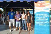 Proyecto Hombre celebra su XV aniversario en la Plaza