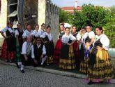 La Peña el Caldero viajó a Portugal