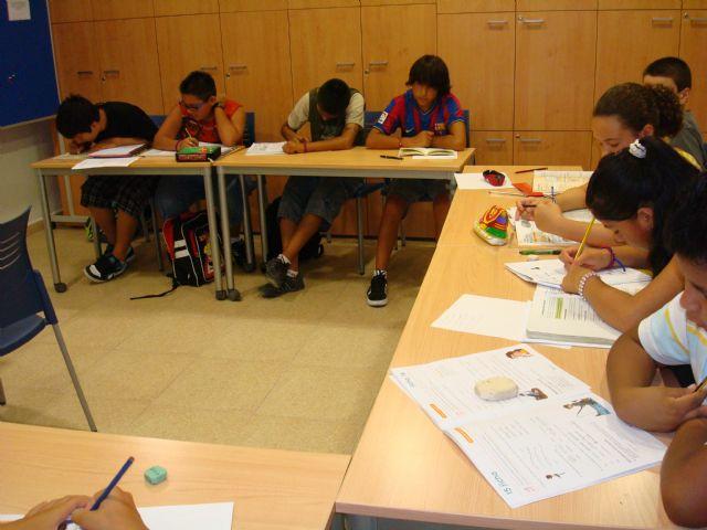 Actividades del proyecto Integraci�n socioeducativa de menores y j�venes en situaci�n o riesgo de exclusi�n social, Foto 1