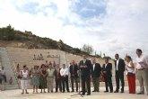 La Comunidad finaliza las obras del nuevo ´Teatro Abierto´ ubicado junto al Castillo de Calasparra