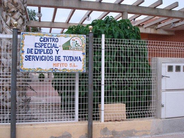 IU denuncia que los 60 trabajadores minusv�lidos del Centro Especial de Empleo, dependientes del Ayuntamiento, acumulan 3 meses sin cobrar, Foto 1