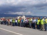 El ayuntamiento de Totana apoyará las reivindicaciones de la Asociación de Transportistas de esta localidad