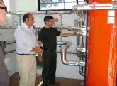 El Ayuntamiento de Puerto Lumbreras instalará calderas de biomasa en los edificios municipales con mayor gasto energético