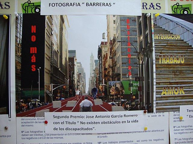 Ya se conocen los ganadores del segundo concurso de fotograf�a Barreras, Foto 3