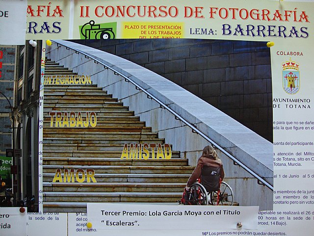 Ya se conocen los ganadores del segundo concurso de fotograf�a Barreras, Foto 4