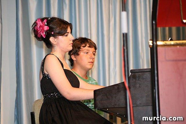 Pianistas de Murcia galardonados en el Concurso Internacional de Ibiza, Foto 1