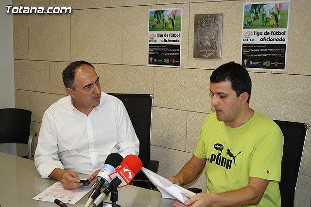 La nueva temporada 2010-11 de la Liga de F�tbol Aficionado Juega Limpio abre hoy su plazo de inscripci�n, Foto 1