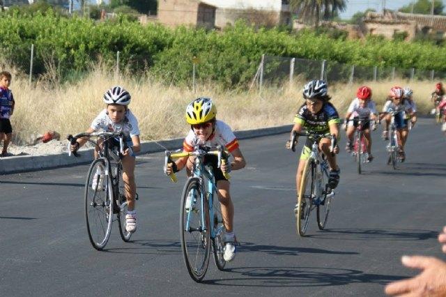 La decimoséptima jornada de Escuelas de Ciclismo se desarrolló en Mula el pasado domingo 5 de septiembre, Foto 1