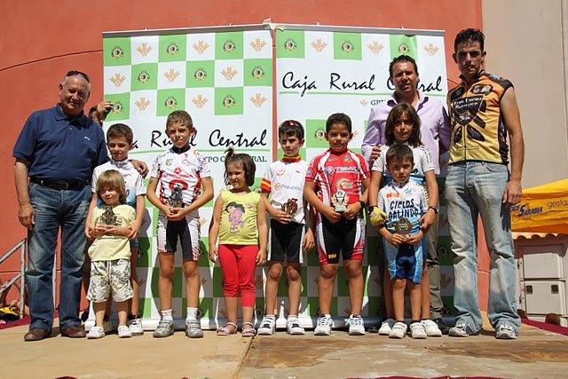 La decimoséptima jornada de Escuelas de Ciclismo se desarrolló en Mula el pasado domingo 5 de septiembre, Foto 2