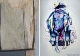 Exposición de dibujo, pintura y fotografía de la joven totanera Virginia Martínez