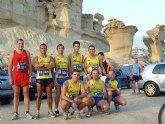 Verano lleno de podiums para los atletas del Club Atletismo Totana