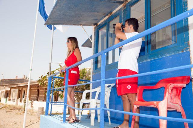Protección Civil cierra este fin de semana los puestos de vigilancia y salvamento marítimo, Foto 1